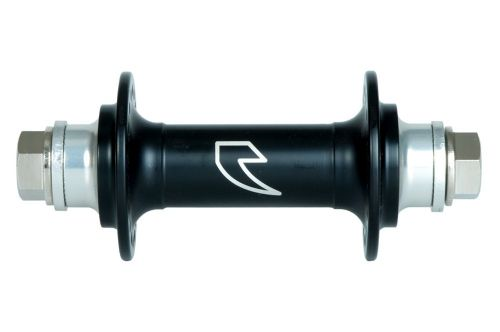 "Tall Order Glide Front Hub - Black 10mm (3/8"")"
